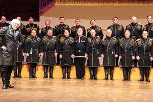 Do malej novohradskej obce zavítajú Donskí kozáci.