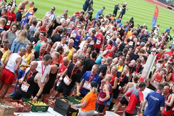V Dánsku sa stretli štyri tisícky športovcov.