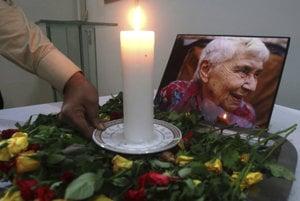 V pakistanskej nemocnici si pripomínajú pamiatku Ruth Pfauovej.