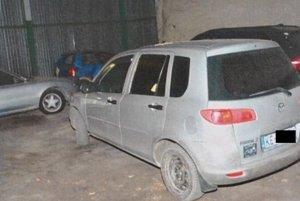 Mazda 2. Vnej sa Košičania dostali do Maďarska.