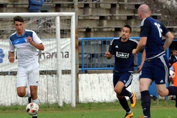 Martin Boďa strelil vDetve jediný gól Fomatu.