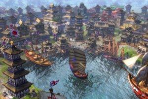 Záber z Age of Empires III.