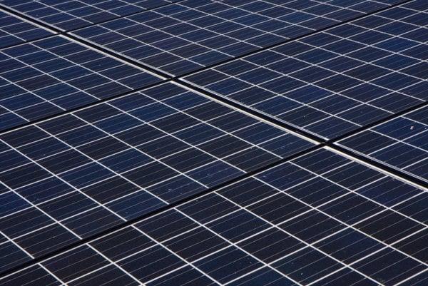 Solárne panely (ilustračné fotografia).