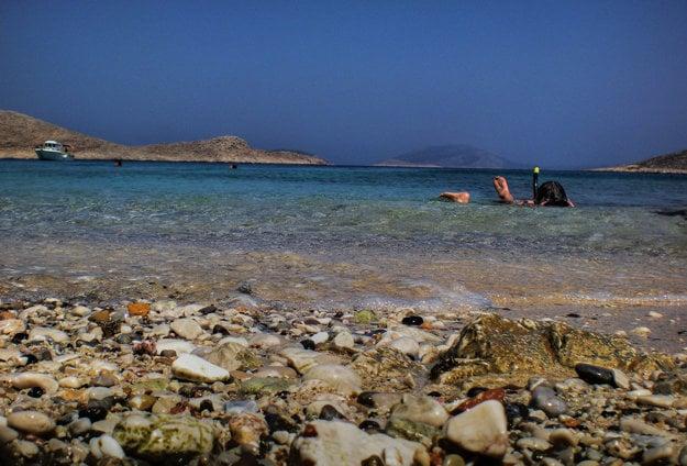 Rhodos, Grécko.