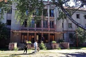 Tretí cyklus bude hostiť opustená koncertná sála bývalého internátu.