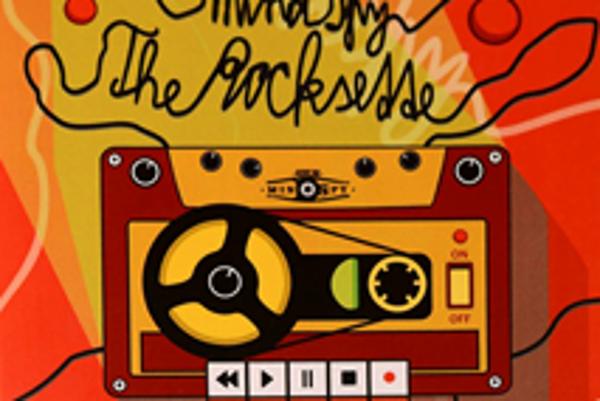 Obal albumu KLMS MindSpy - The Rocksette.