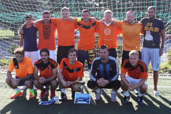 Víťazi turnaja - Oranjes