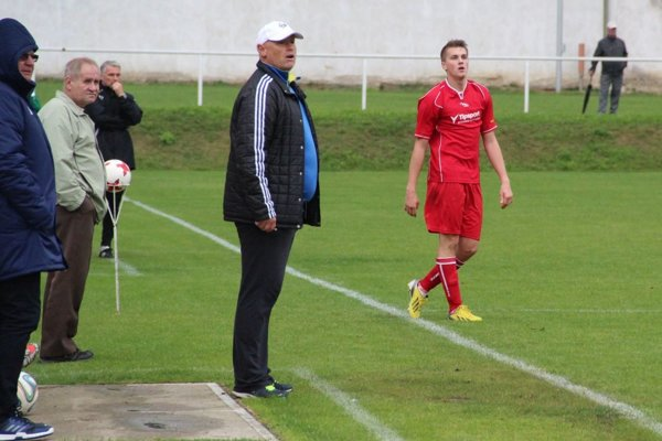 Proti Kysuckému Novému Mestu viedol Tvrdošín už tréner Richard Bajo.