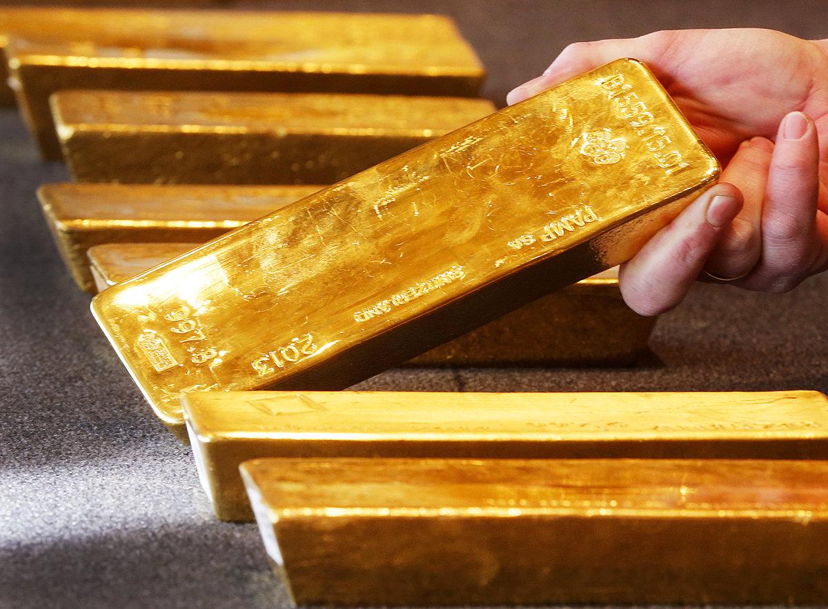 27d4b642a Ceny zlata stúpli na dvojmesačné maximum - Ekonomika SME