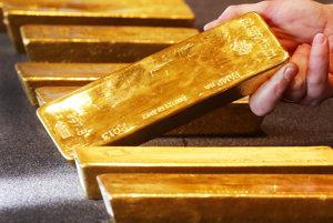 Zlato. Ilustračné foto