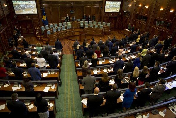 Kosovo jednostranne vyhlásilo nezávislosť od Srbska v roku 2008.