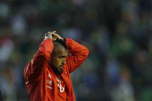 Čilský futbalista Arturo Vidal naznačil, že v blízkej budúcnosti ukončí svoje pôsobenie v národnom mužstve.