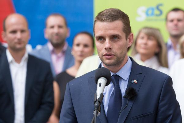 Martin Klus, kandidát na predsedu Banskobystrického samosprávneho kraja.