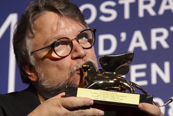 Guillermo del Toro, mexický režisér a jeho Zlatý lev z Benátok.