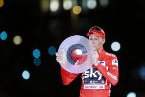 Chris Froome vyhral v roku 2017 Vueltu aj Tour de France.