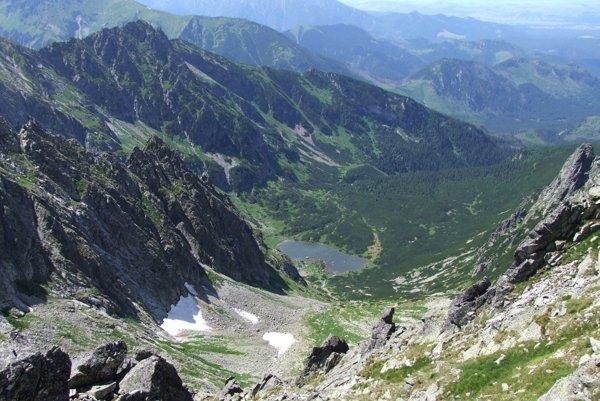 Kolová dolina.