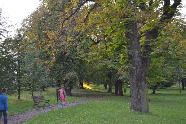 Územie dnešného parku prešlo za 700 rokov rôznymi etapami.