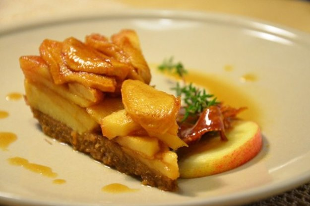 Francúzska karamelová tartata
