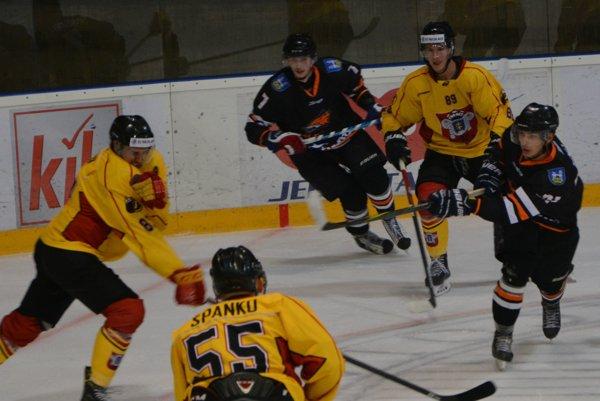 V Topoľčanoch brali tri body hostia z Michaloviec.