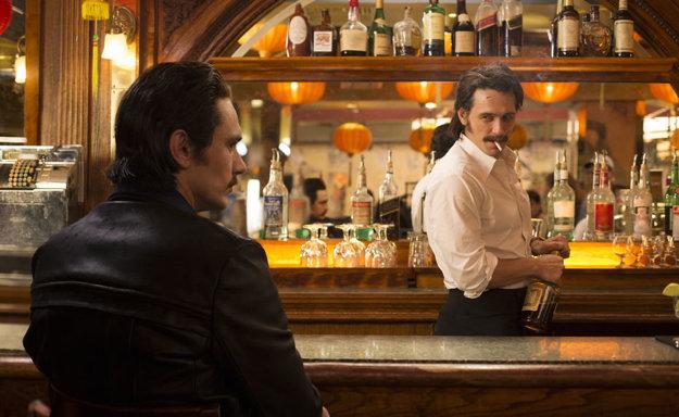 James Franco si v novinke zahral dve postavy.