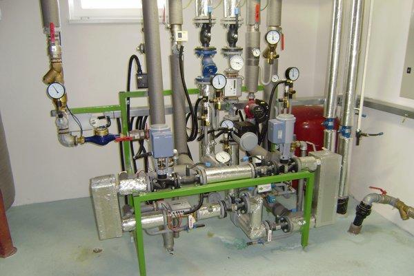 Moderné technológie prispievajú k úsporám v spotrebe tepla.