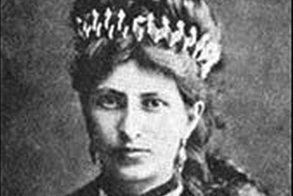 Elena Maróthy Šoltésová.