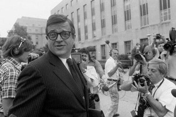 Charles Colson pre mnohých Američanov predstavoval to najhoršie z Nixonovej vlády.