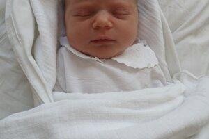 Daniele Mikulovej z Ladiec sa 12. septembra narodila dcérka Veronika Soňa (3450 g a 50 cm).