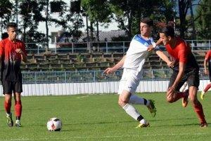 Milan Vajagič strelil vNámestove dva góly.