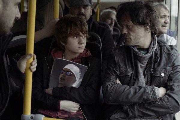 Bibiana Nováková a Robo Roth vo filme Nina.