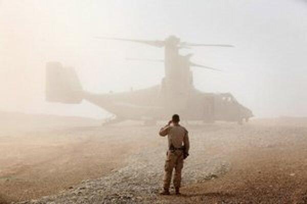 Afganci už nechcú vo svojej vlasti zahraničných vojakov.