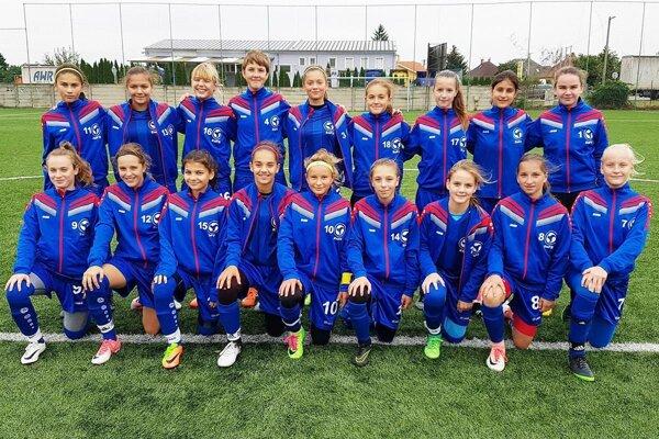 Výber ZsFZ U14 bol úspešný na turnaji v Dunajskej Lužnej.