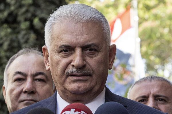 Reakcia na kurdské referendum bude mať aj bezpečnostný rozmer, tvrdí turecký premiér