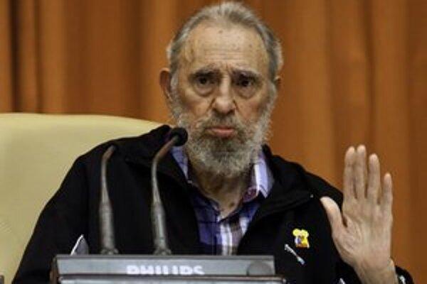 Fidel Castro sa už na verejnosti príliš neukazuje.