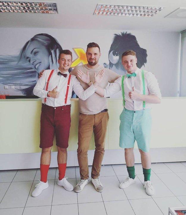 Našli sa. Spolupráca Pavla Petrika s Tomášom a Erikom odštartovala úspechom.