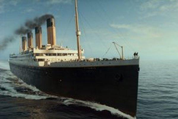 Vrak britského luxusného parníka Titanic leží na morskom dne v Atlantickom oceáne, približne 400 míľ juhovýchodne od Newfoundlandu.