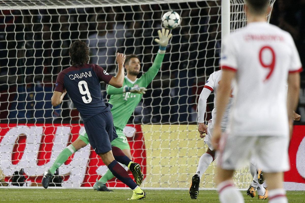 7ea3bc16f6dba ONLINE: PSG - Bayern Mníchov 3:0 (Liga majstrov 2017/2018) - Šport SME