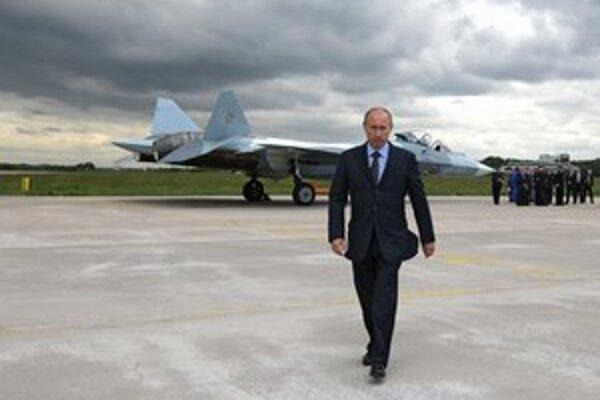 Putin chce zbrojiť.