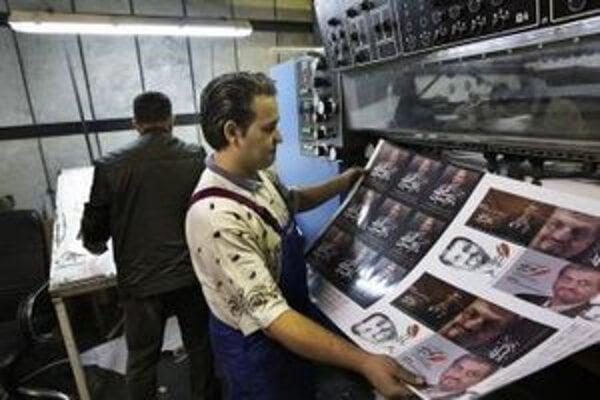 V Iráne sa pripravujú na voľby.