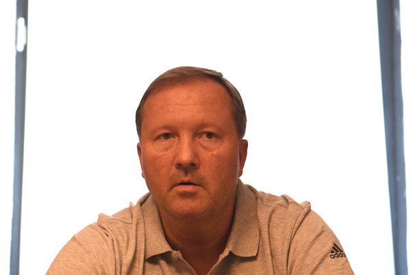 Prezident KB Košice. František Sabol.