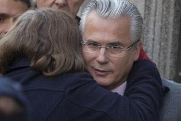 Španielsky sudca Baltasar Garzón.