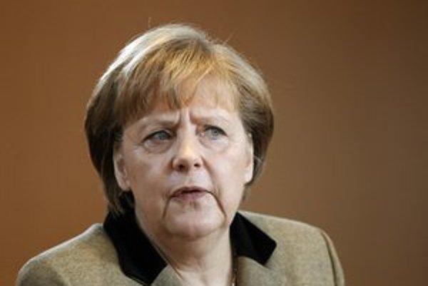 Merkelová dostala 64 z možných sto bodov.
