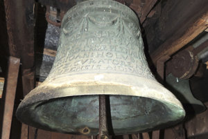 Barokový zvon.