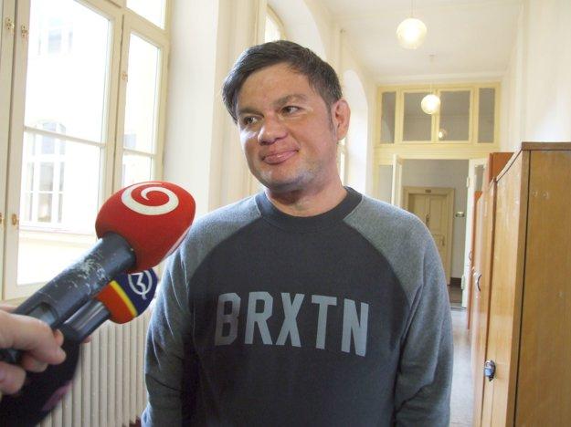 Radovan Richtárik, majiteľ baru Mariatchi.