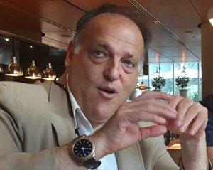 Šéf španielskej ligy Javier Tebas sa vyhráža.