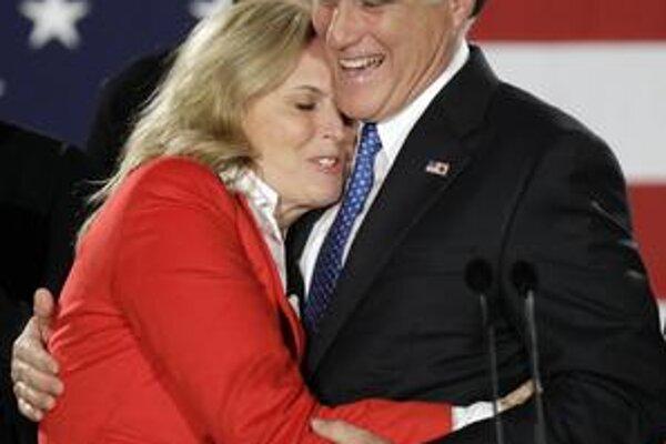 Mitt Romney vyhral, aj keď získal menej hlasov ako pred štyrmi rokmi.