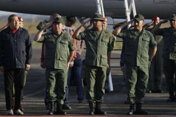 Chávez urobí v najbližších dňoch rekonštrukciu vlády.
