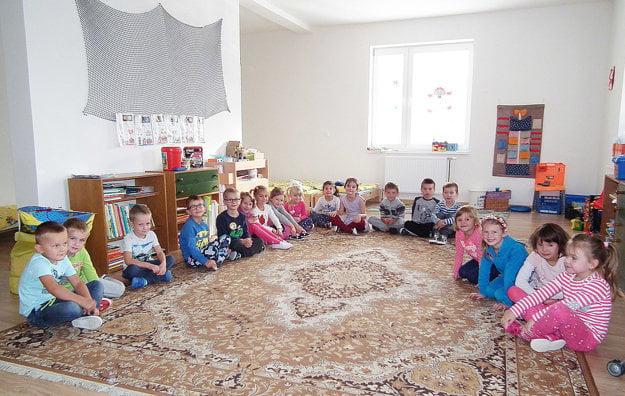 Škôlkari konečne môžu byť rozdelení podľa veku.