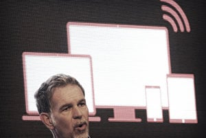 Šéf Netflixu Reed Hastings.