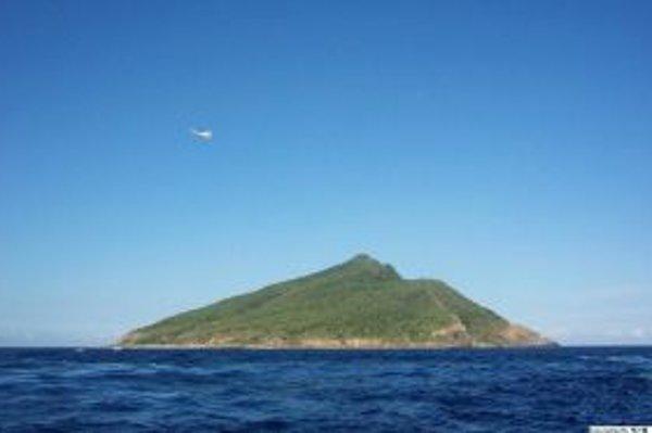 Ostrov Uotsurijima je súčasťou sporných ostrov Sunaku.